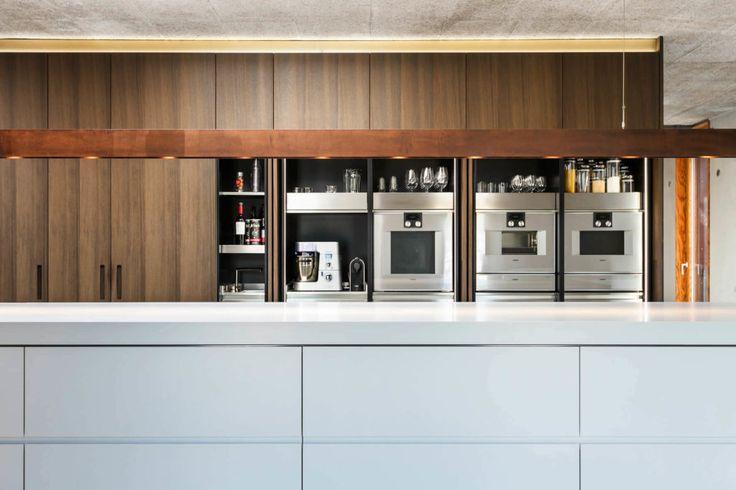 Küchenschrank, Küchenschränke, Integrierte Geräte, Küchenschränke Aus Holz,  Einbauschrank Küche, Idee,