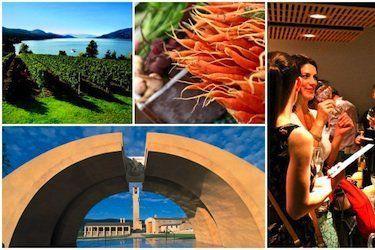 Destination: Kelowna - Wine Enthusiast Magazine - October 2013
