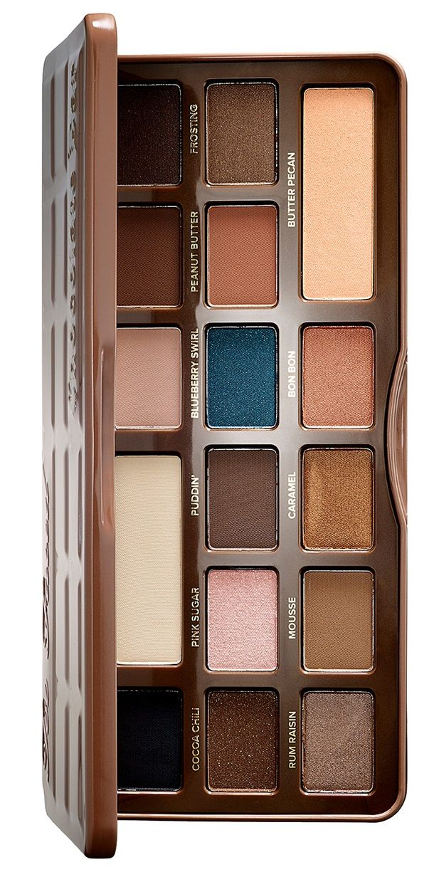 Too Faced Semi Sweet Chocolate Bar for Spring 2015