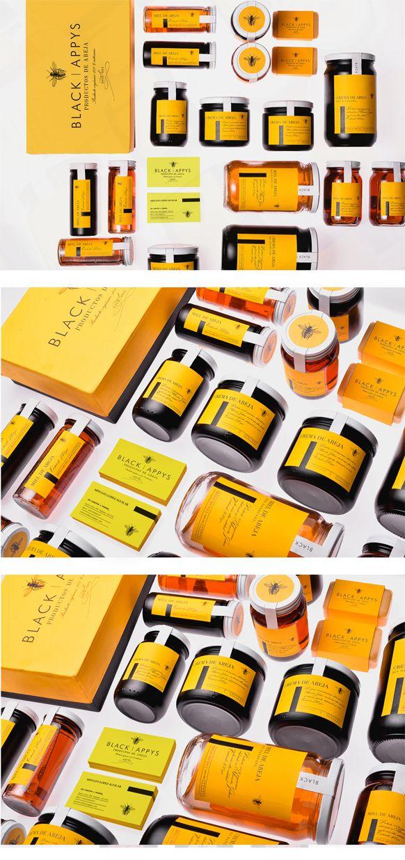 Black Appys on Packaging Design Served