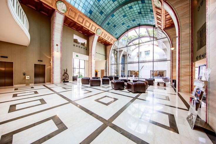 Galéria - Continental Hotel Budapest