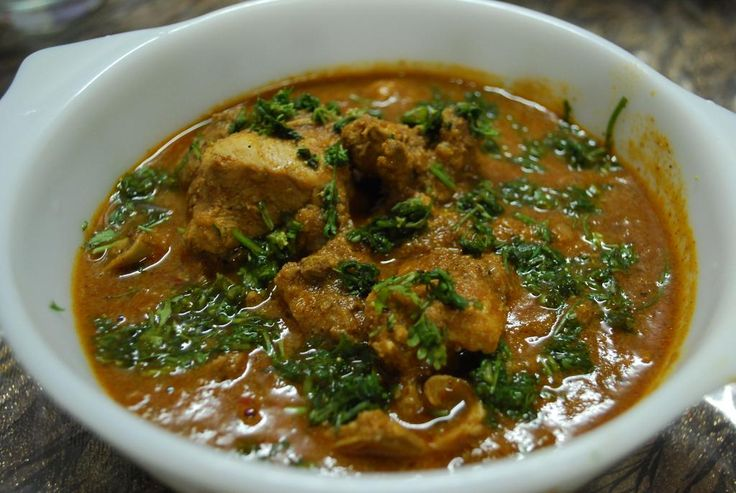 An all time favorite authentic Goan Chicken Curry.