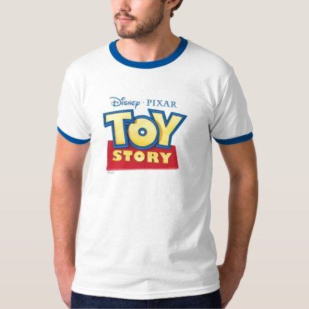 Toy Story 3 - Logo 2 T-Shirt - click/tap to personalize and buy