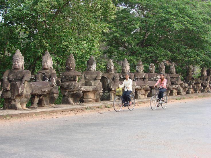Templos de Angkor Camboya www.estrellasdelviaje.com