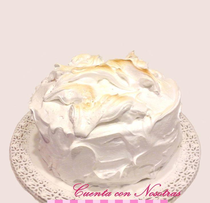 Torta 3 leches Cuenta con Nosotras