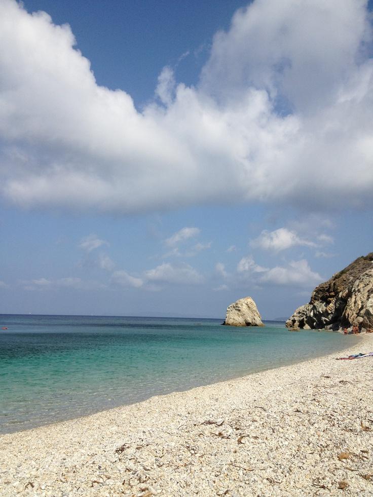 Spiaggia Sansone - Isola d'Elba, Italy