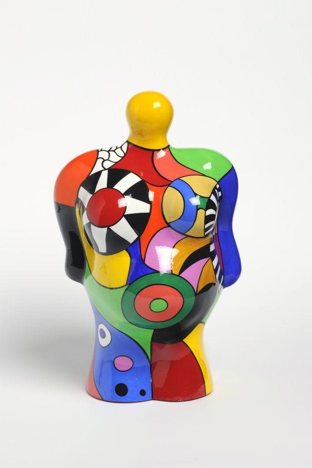 Nana soleil, 1999, Polyester, Höhe 35 cm
