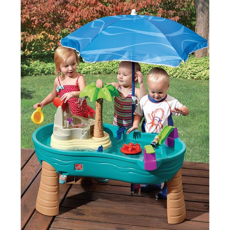 STEP 2 Splish Splash Seas Water Table