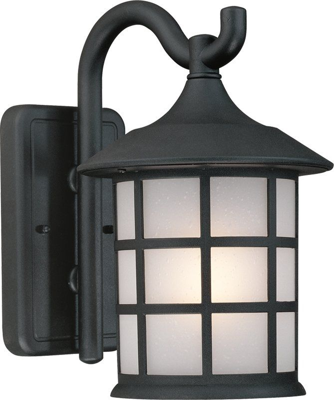 Artcraft Lighting AC8661 Small Outdoor Wall Lantern From The Yorktown  Collection