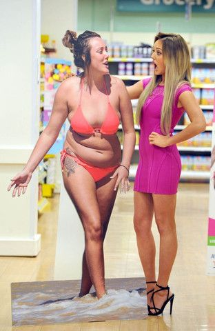 Charlotte Crosby Geordie Shore Weight Loss   Fitness Inspo