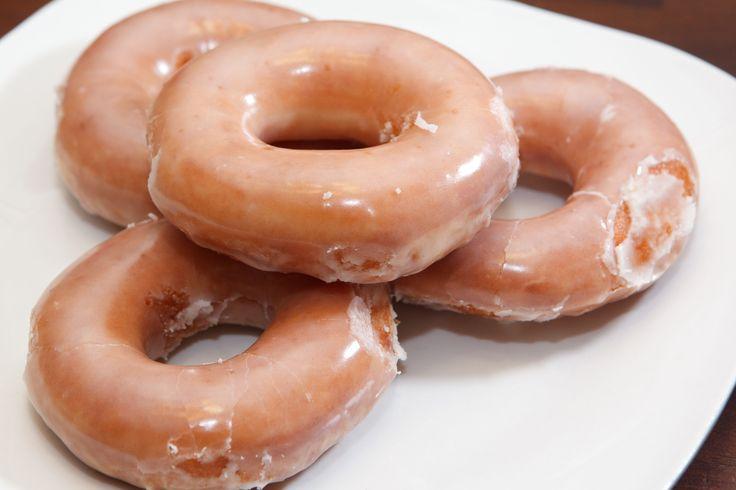 Dessert Recipe: Buttermilk Glazed Doughnuts