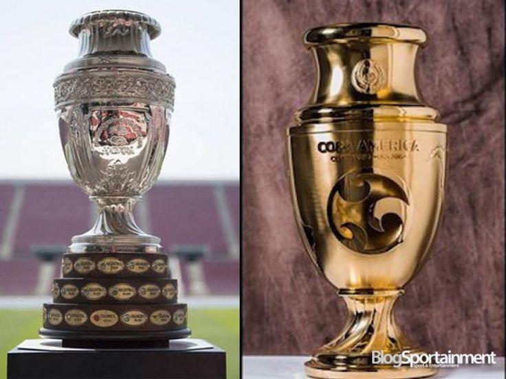 La copa américa centenario tendrá un trofeo especial
