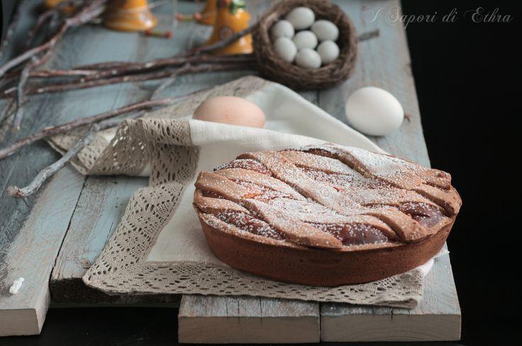 Ricetta pastiera napoletana originale con canditi | I Sapori di Ethra