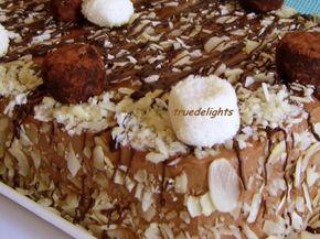 Tort cu multa ciocolata - imagine 1 mare