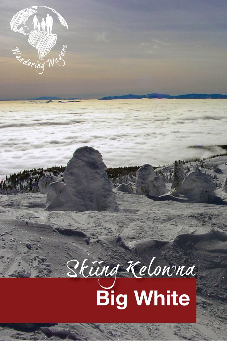 Kelowna in British Columbia, Canada is the home of Big White Ski resort. Join us as have some fun in the snow this winter.