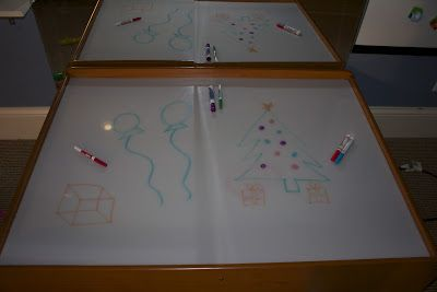 DIY Activity Table   Activities For Children   Do It Yourself   Play At Home Mom