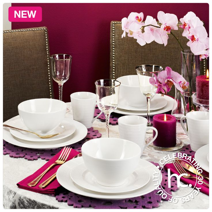 Helen dinnerware from R59 p/m