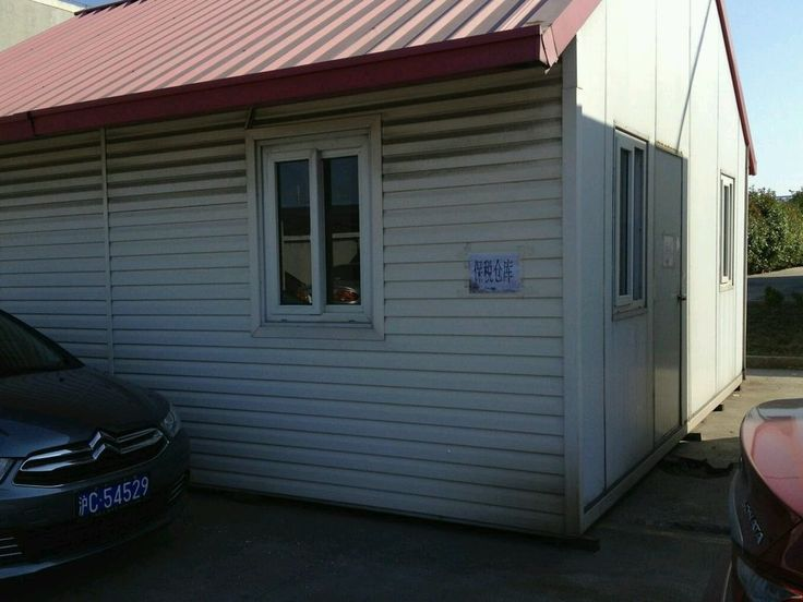 Portable house: It be made up to be a two bedroom, but inside can be set up how ever you choose. Does not come with sliding door....just has standard door.  Very good unit, last one in stock so reduced for quick sale. Comes flat packed, photos are from one we have assembled at property which you can view by appointment only.  House is ex-display! | eBay!
