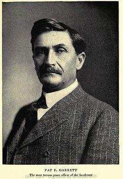 Pat Garrett - Wikipédia