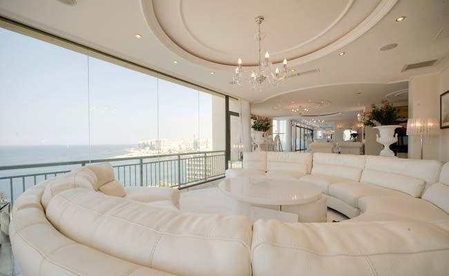 Prestigious Property in Malta for Sale Penthouse in Portomaso