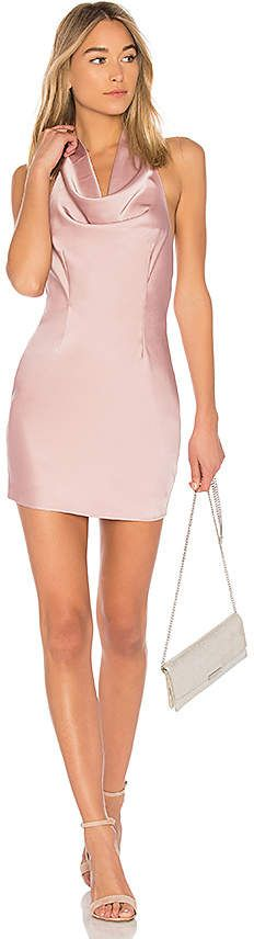 by the way. Stella Drape Satin Mini Dress #stella #drape #satin #mini #dress #pink #glam #cher #valentines #afflink http://shopstyle.it/l/x44J