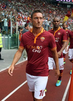 AS Roma Open Day 2013