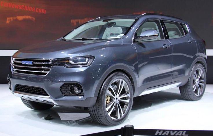 Haval Concept B SUV