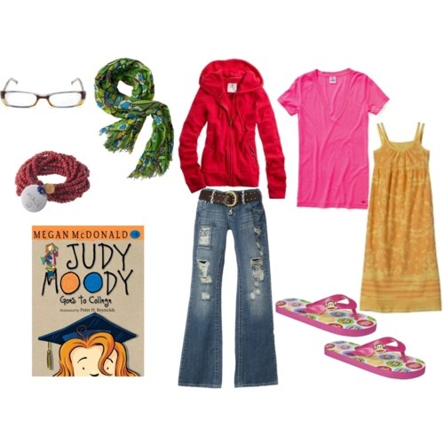 judy moody goes to college halloween costume - Judy Moody Halloween Costume