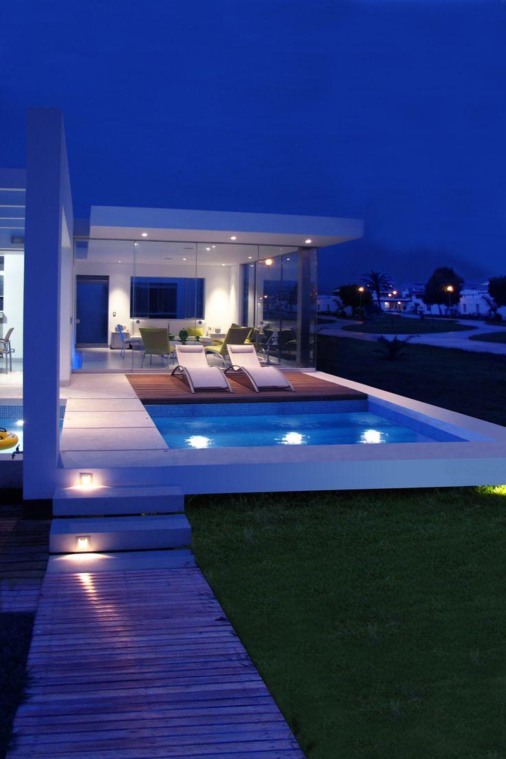 #arquitectura Casa en Playa Palabritas Arq. Yvonne Torres Estrada y Henry García Escajadillo