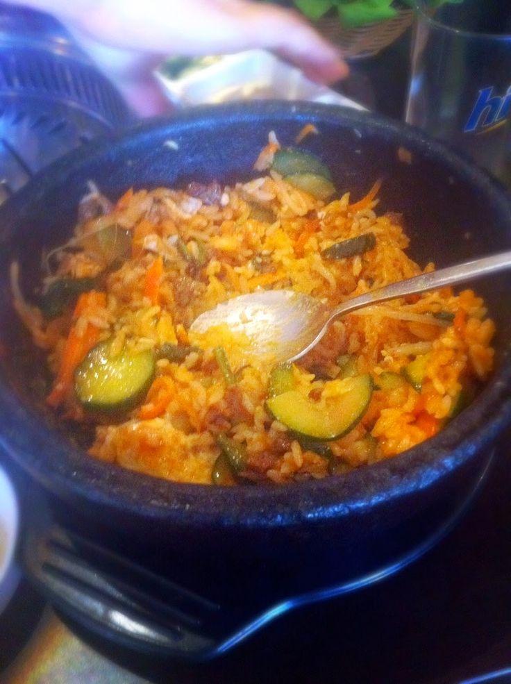 Bibimbap! sooo good yet soo healthy! #foodie #korean #food