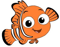 Image result for nemo clipart