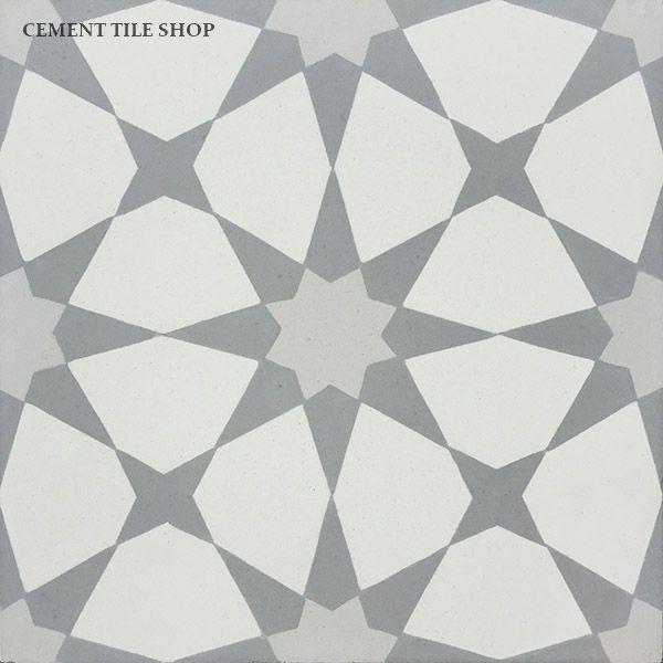 Cement Tile Shop - Encaustic Cement Tile Pacific Agadir