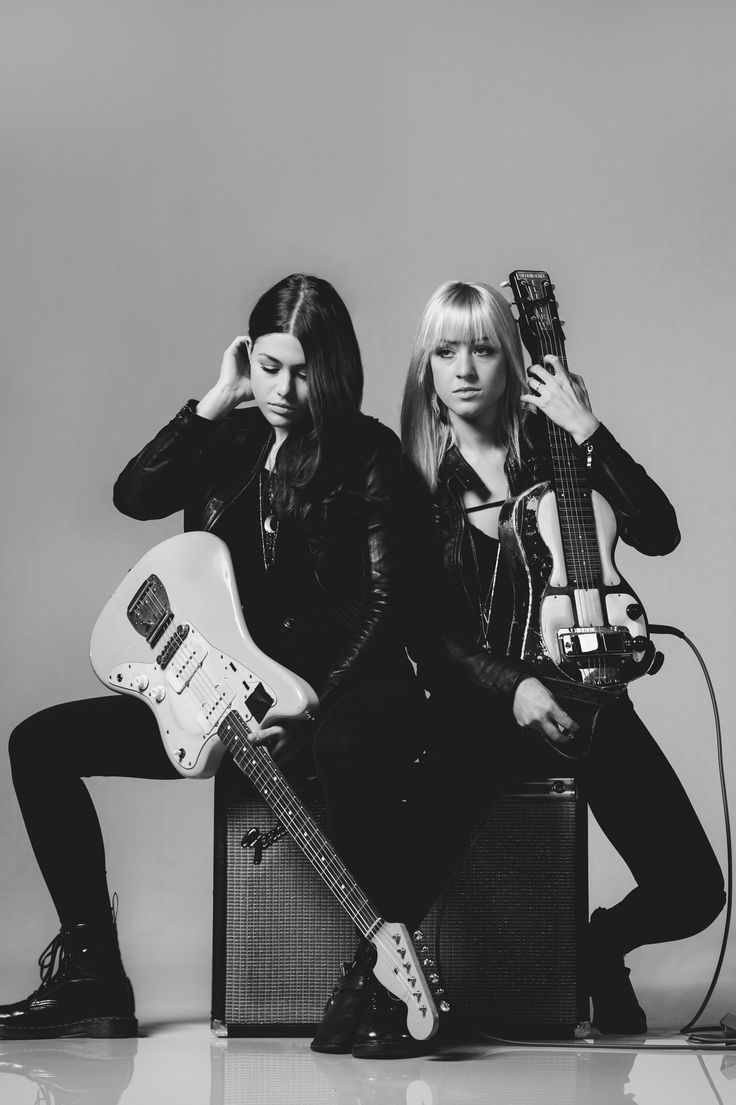 Guitar Girl Magazine Best Female Guitarists, Girl Guitar Player Magazine & Blog » Larkin Poe on Background and Touring with New Music called Kin