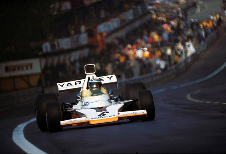Peter Revson (Spain 1973) by F1-history on DeviantArt