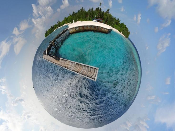 Mini Planet: Maldives
