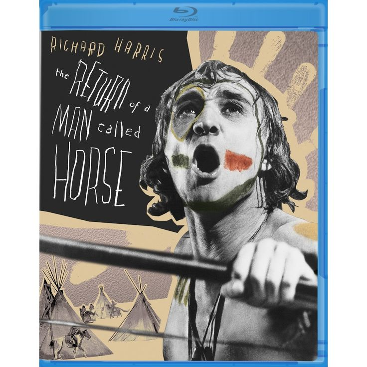 The Return of a Man Called Horse [Blu-ray]