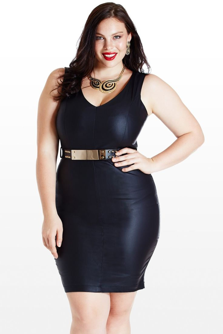 Curvy Fashion, One Size up Seducing!