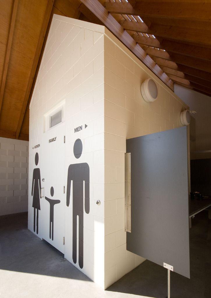 Carscadden Stokes McDonald Architects KENSINGTON PARK washroom iconic house