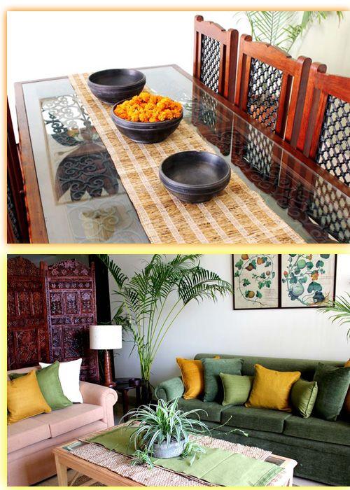 How Shivani Dogra Dresses Up Homes U2013 Dress Your Home U2013 Interior Design Ideas,  Indian Decor, Handloom U0026 Handicraft, DIY