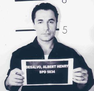 Albert DeSalvo - the Boston Strangler?