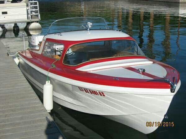 1958 Glasspar Delmar Vintage Glasspar Boats Pinterest Boat