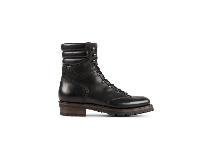 Project Twlv Reflex Black Cordovan Leather Goodyear Welted