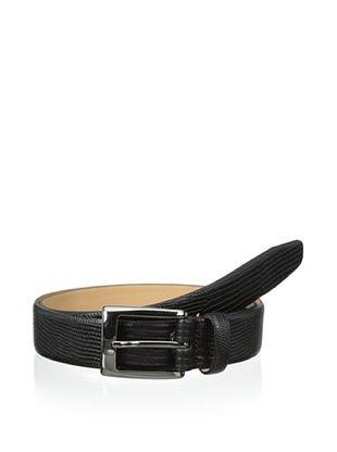 40% OFF The British Belt Company Men's Burley Belt (Black)