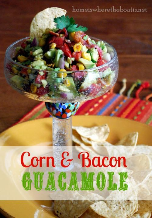 Guacamole, Bacon and Bags on Pinterest