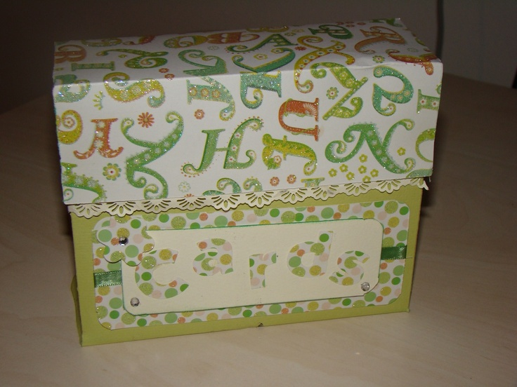 My craft box