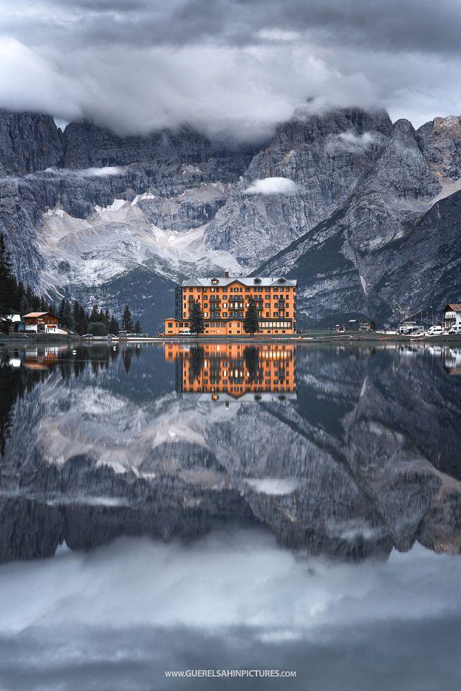 The Mirror by guerel sahin on 500px,