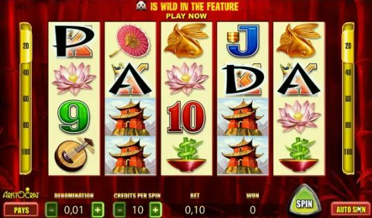 Wild Panda slot online