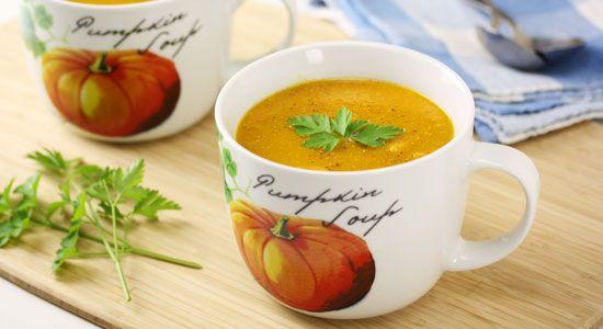 Pumpkin Soup Recipe - weightloss.com.au