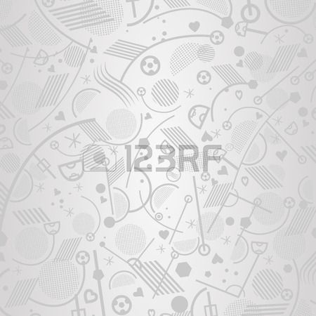 EURO 2016. European Championship soccer abstract grey pattern. Background with football symbols. UEFA 2016 France