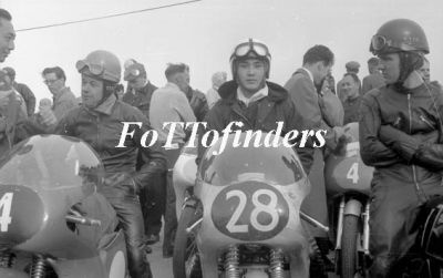 Moto Kitano - Honda  1960 Lightweight TT  マン島